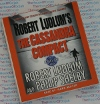 The Cassandra Compact - Robert Ludlum and Philip Shelby - AudioBook CD