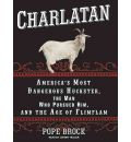 Charlatan by Pope Brock Audio Book Mp3-CD