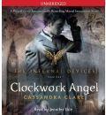 Clockwork Angel by Cassandra Clare Audio Book CD