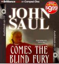 Comes the Blind Fury by John Saul AudioBook CD
