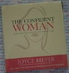 The Confident Woman - Joyce Meyer - AudioBook CD