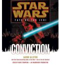 Conviction by Aaron Allston Audio Book CD