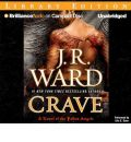 Crave by J R Ward Audio Book CD