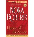 Dance of the Gods by Nora Roberts Audio Book CD