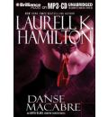 Danse Macabre by Laurell K Hamilton AudioBook Mp3-CD