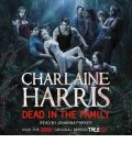 Dead in the Family by Charlaine Harris AudioBook CD