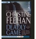 Deadly Game by Christine Feehan AudioBook CD