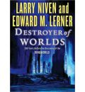 Destroyer of Worlds by Larry Niven AudioBook CD