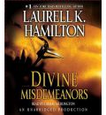 Divine Misdemeanors by Laurell K Hamilton Audio Book CD