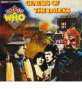 Doctor Who: Genesis of the Daleks by Terry Nation AudioBook CD