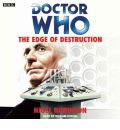 Doctor Who: The Edge of Destruction by Nigel Robinson AudioBook CD