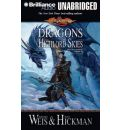 Dragons of the Highlord Skies by Margaret Weis AudioBook Mp3-CD