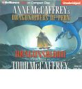 Dragonsblood by Todd J McCaffrey Audio Book CD
