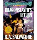Dragonslayer's Return by R. A. Salvatore Audio Book Mp3-CD