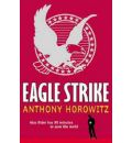 Eagle Strike by Anthony Horowitz Audio Book CD