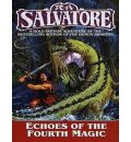 Echoes of the Fourth Magic by R. A. Salvatore AudioBook Mp3-CD
