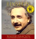 Einstein by Walter Isaacson Audio Book CD