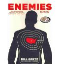 Enemies by Bill Gertz AudioBook Mp3-CD