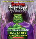 Escape from Horrorland by R L Stine Audio Book CD