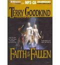 Faith of the Fallen by Terry Goodkind Audio Book Mp3-CD