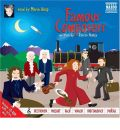 Famous Composers by Darren Henley Audio Book CD