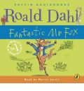 Fantastic Mr Fox by Roald Dahl AudioBook CD