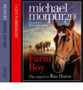 Farm Boy by Michael Morpurgo AudioBook CD