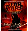 Fatal Alliance by Sean Williams AudioBook CD