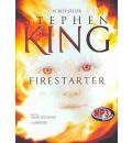 Firestarter by Stephen King Audio Book Mp3-CD