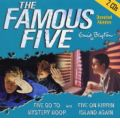 Five Go to Mystery Moor: AND Five on Kirrin Island Again by Enid Blyton AudioBook CD