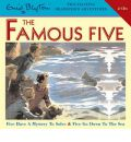 Five Have a Mystery to Solve: AND Five Go Down to the Sea v. 6 by Enid Blyton AudioBook CD