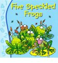 Five Speckled Frogs by  Audio Book CD