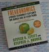 Freakonomics - Steven Levitt and Stephen Dubner - AudioBook CD