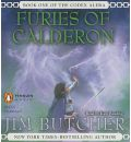 Furies of Calderon by Jim Butcher Audio Book CD