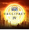 Gallifrey - Series Four by Gary Hopkins Audio Book CD