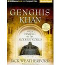 Genghis Khan and the Making of the Modern World by Jack Weatherford AudioBook CD