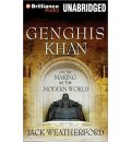 Genghis Khan and the Making of the Modern World by Jack Weatherford AudioBook Mp3-CD