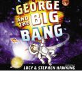 George and the Big Bang by Lucy Hawking AudioBook CD