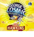 George's Cosmic Treasure Hunt by Lucy Hawking Audio Book CD