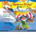 Geronimo Stilton by Geronimo Stilton Audio Book CD
