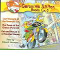 Geronimo Stilton Books 1-3 by Geronimo Stilton Audio Book CD