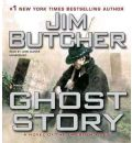 Ghost Story by Jim Butcher Audio Book CD