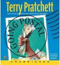 Going Postal by Terry Pratchett AudioBook CD