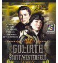 Goliath by Scott Westerfeld Audio Book CD