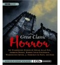 Great Classic Horror by Ambrose Bierce Audio Book CD