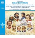 Great Explorers of the World by David Angus Audio Book CD