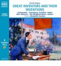 Great Inventors and Their Inventions by David Angus AudioBook CD