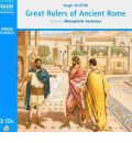 Great Rulers of Ancient Rome by Hugh Griffith Audio Book CD
