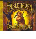 Grip of the Shadow Plague by Brandon Mull Audio Book CD