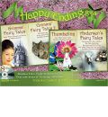Happy Endings by Hans Christian Andersen Audio Book CD